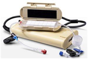 Prehospitale tjeneste - blod- og væskevarmer